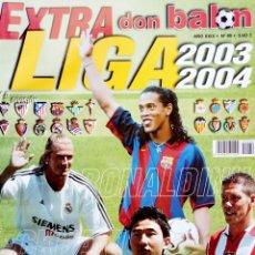 Coleccionismo deportivo: DON BALÓN. - EXTRA LIGA 2003-2004 - EXTRALIGA / LEAGUEGUIDE. #. Lote 133292966
