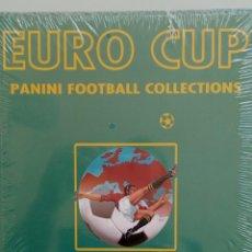 Coleccionismo deportivo: ALBUM PANINI. - EUROPEAN CHAMPIONSHIP PANINI COLLECTION 1980-2008.. Lote 133466038
