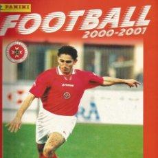 Coleccionismo deportivo: ALBUM PANINI. - FOOTBALL 2000/2001.. Lote 133466754