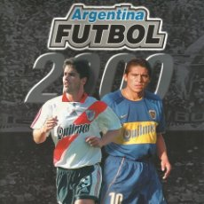 Coleccionismo deportivo: ALBUM DS. - ARGENTINA FUTBOL 2000.. Lote 133468350