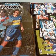 Coleccionismo deportivo: ALBUM DS. - ARGENTINA FUTBOL 2000.#. Lote 133468350