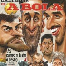 Coleccionismo deportivo: CADERNOS A BOLA. - FUTEBOL 2016/2017.. Lote 133468598