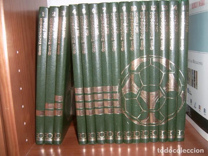 ENCICLOPEDIA DE MUNDIAL DE FUTBOL AÑO 82 (Coleccionismo Deportivo - Libros de Fútbol)