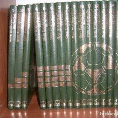 Coleccionismo deportivo: ENCICLOPEDIA DE MUNDIAL DE FUTBOL AÑO 82. Lote 133816234