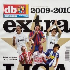 Coleccionismo deportivo: DON BALÓN. - EXTRA LIGA 2009-2010 - EXTRALIGA / LEAGUEGUIDE. #. Lote 134108930