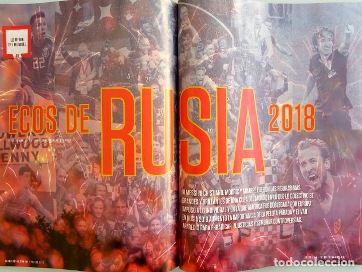 Coleccionismo deportivo: FÚTBOL TOTAL. - GUÍA LIGA MX APERTURA 2018 - ExtraLiga / LeagueGuide.# - Foto 3 - 134111002