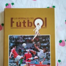 Coleccionismo deportivo: LOS MUNDIALES DEL FUTBOL. PRENSA SEMANAL 1990. COMPLETO. Lote 134419154