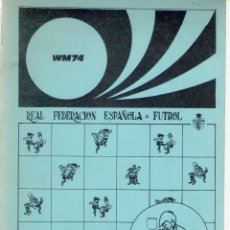 Coleccionismo deportivo: NUMULITE L0387 REAL FEDERACION ESPAÑOLA DE FUTBOL ESCUELA NACIONAL DE ENTRENADORES EDUARDO TOBA. Lote 134854482