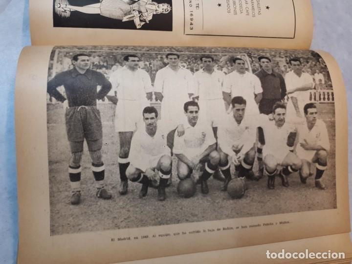 FÚTBOL, HISTORIA, ORGANIZACIÓN, EQUIPOS. 1950 (Coleccionismo Deportivo - Libros de Fútbol)