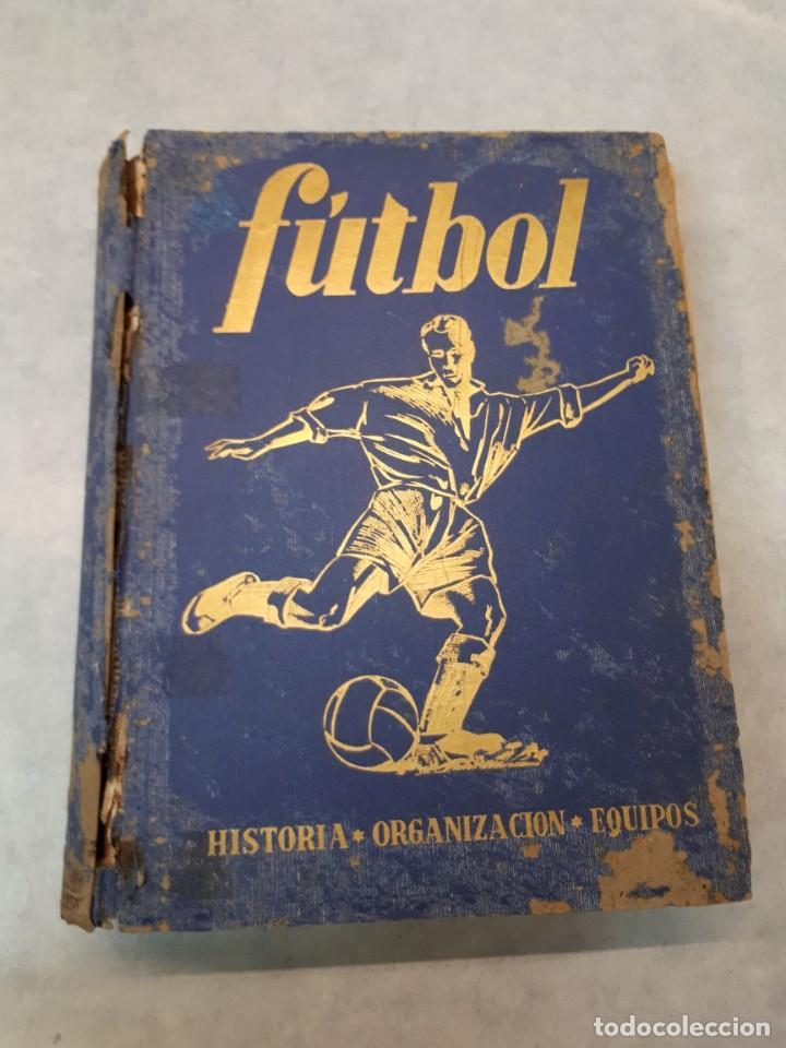 Coleccionismo deportivo: Fútbol, historia, organización, equipos. 1950 - Foto 2 - 135493198