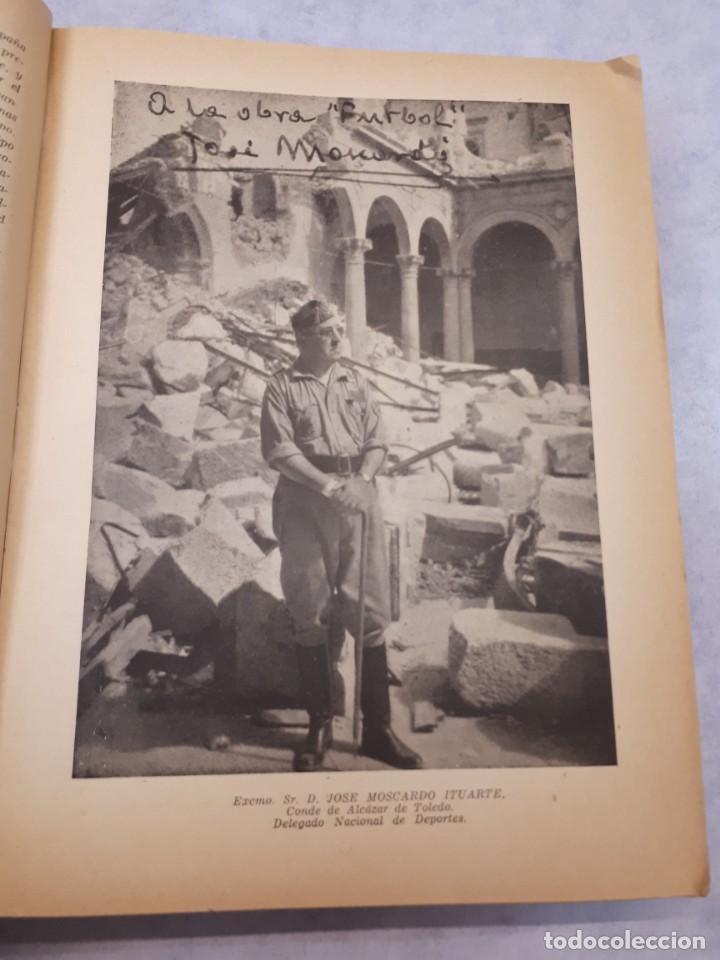 Coleccionismo deportivo: Fútbol, historia, organización, equipos. 1950 - Foto 4 - 135493198
