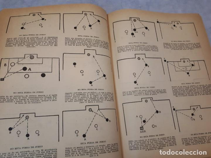 Coleccionismo deportivo: Fútbol, historia, organización, equipos. 1950 - Foto 5 - 135493198