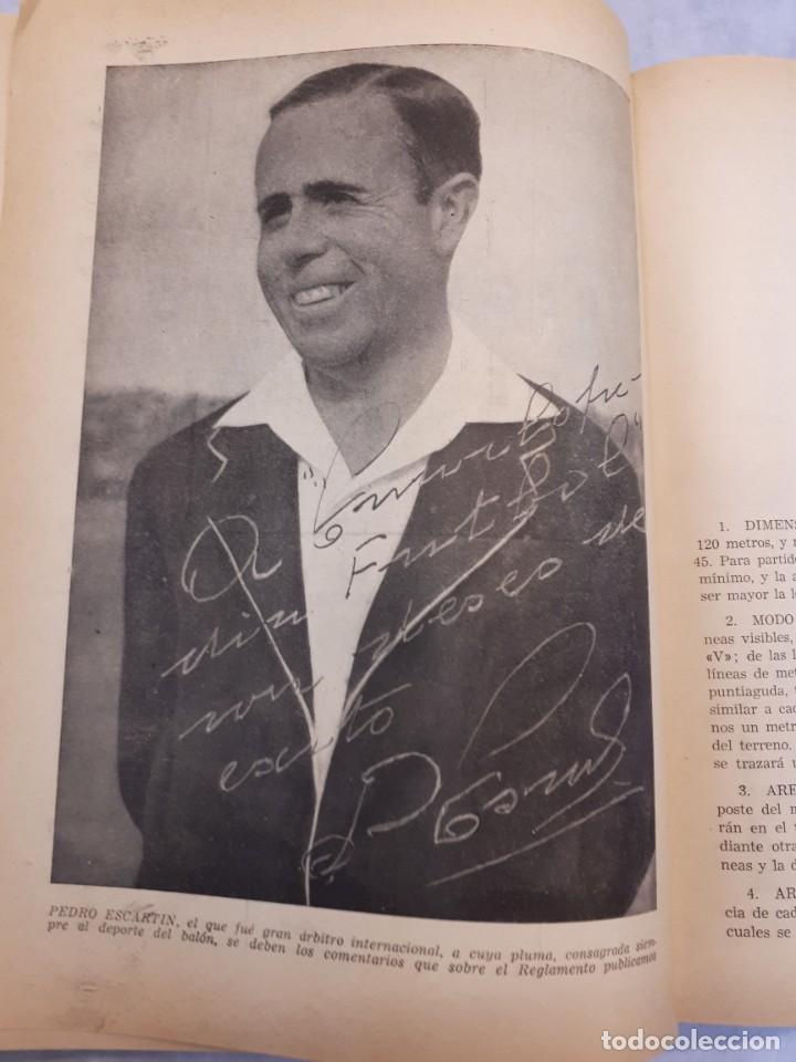 Coleccionismo deportivo: Fútbol, historia, organización, equipos. 1950 - Foto 6 - 135493198