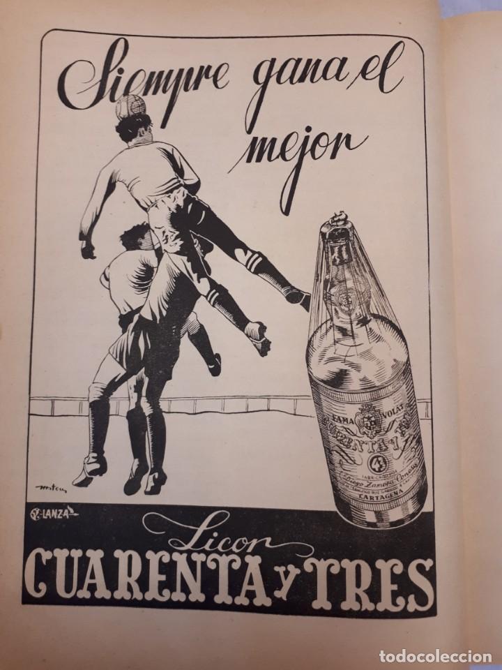 Coleccionismo deportivo: Fútbol, historia, organización, equipos. 1950 - Foto 7 - 135493198