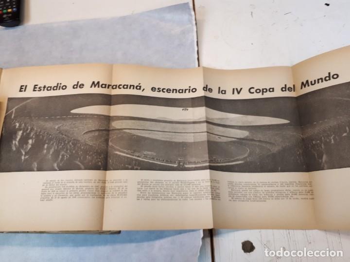 Coleccionismo deportivo: Fútbol, historia, organización, equipos. 1950 - Foto 10 - 135493198