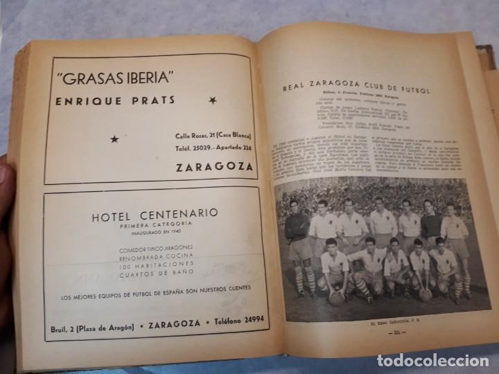 Coleccionismo deportivo: Fútbol, historia, organización, equipos. 1950 - Foto 13 - 135493198