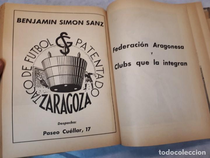 Coleccionismo deportivo: Fútbol, historia, organización, equipos. 1950 - Foto 14 - 135493198