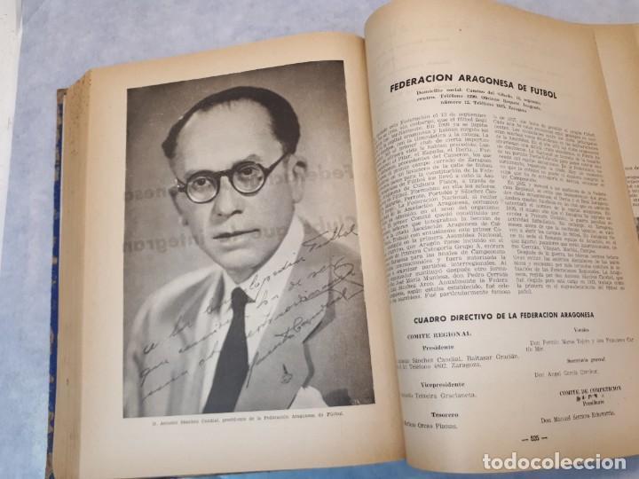Coleccionismo deportivo: Fútbol, historia, organización, equipos. 1950 - Foto 15 - 135493198