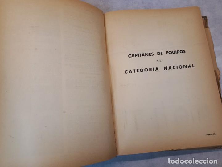Coleccionismo deportivo: Fútbol, historia, organización, equipos. 1950 - Foto 17 - 135493198