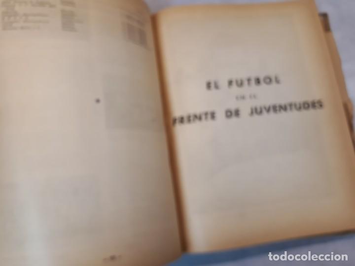 Coleccionismo deportivo: Fútbol, historia, organización, equipos. 1950 - Foto 18 - 135493198