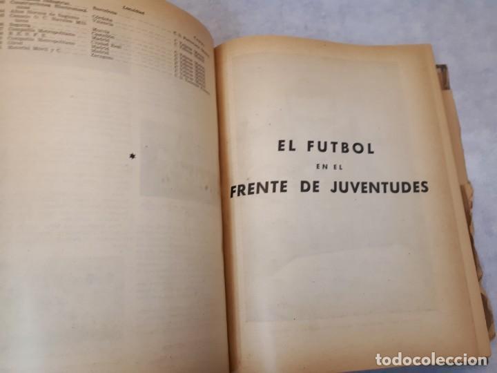 Coleccionismo deportivo: Fútbol, historia, organización, equipos. 1950 - Foto 19 - 135493198