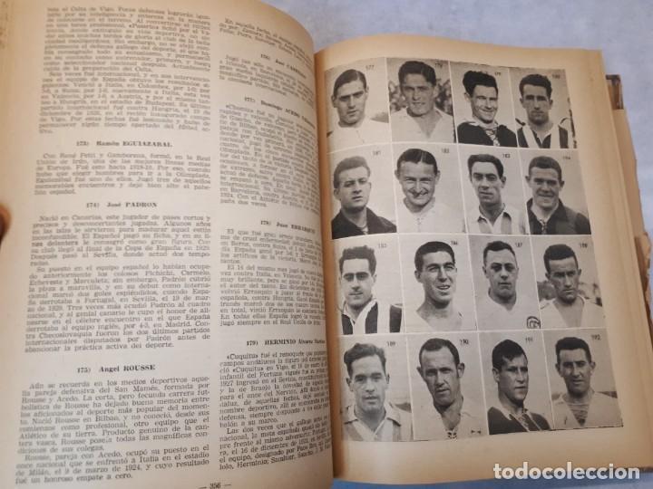 Coleccionismo deportivo: Fútbol, historia, organización, equipos. 1950 - Foto 20 - 135493198