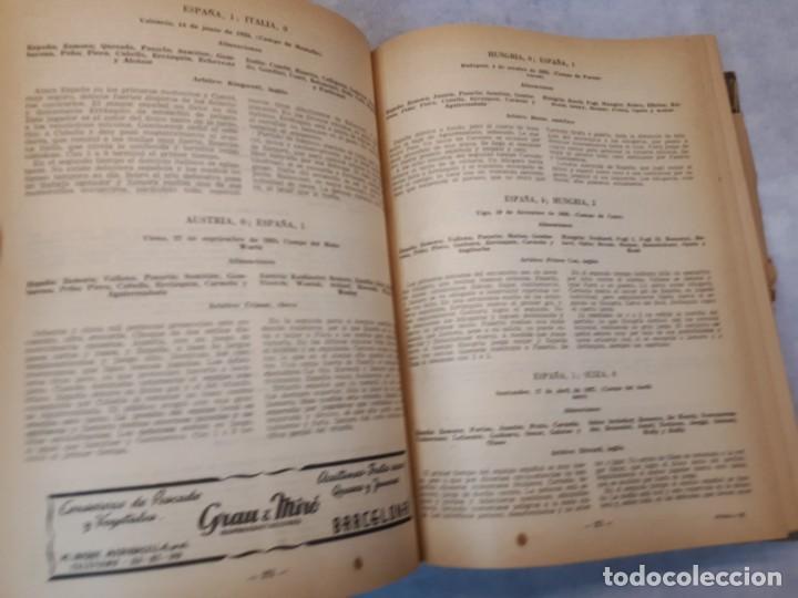 Coleccionismo deportivo: Fútbol, historia, organización, equipos. 1950 - Foto 21 - 135493198