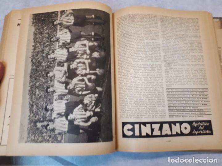 Coleccionismo deportivo: Fútbol, historia, organización, equipos. 1950 - Foto 22 - 135493198