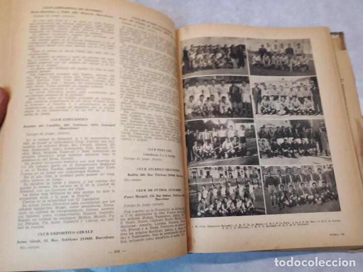 Coleccionismo deportivo: Fútbol, historia, organización, equipos. 1950 - Foto 26 - 135493198