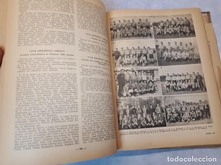Coleccionismo deportivo: Fútbol, historia, organización, equipos. 1950 - Foto 27 - 135493198