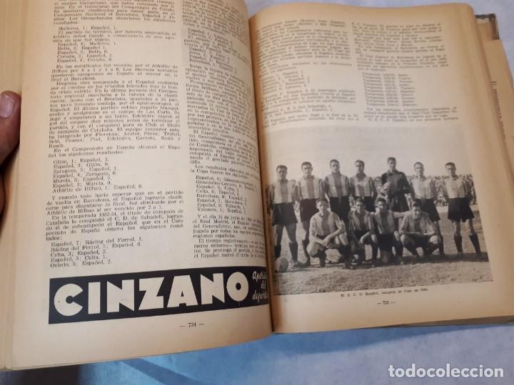 Coleccionismo deportivo: Fútbol, historia, organización, equipos. 1950 - Foto 28 - 135493198