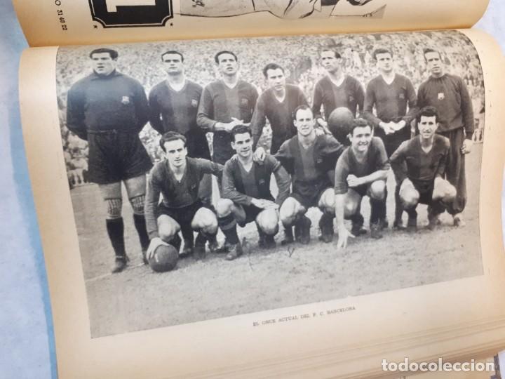 Coleccionismo deportivo: Fútbol, historia, organización, equipos. 1950 - Foto 29 - 135493198