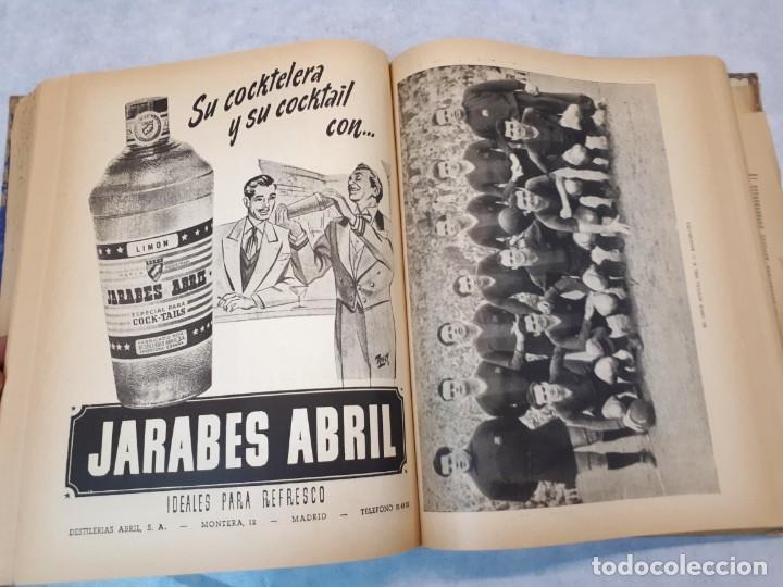 Coleccionismo deportivo: Fútbol, historia, organización, equipos. 1950 - Foto 30 - 135493198
