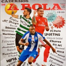 Coleccionismo deportivo: CADERNOS A BOLA. - FUTEBOL 2018/2019 - EXTRALIGA / LEAGUEGUIDE. #. Lote 135515546