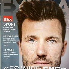 Coleccionismo deportivo: BLICK. - RAIFFEISEN SUPER LEAGUE 2018/2019 - EXTRALIGA / LEAGUEGUIDE- #. Lote 135515686