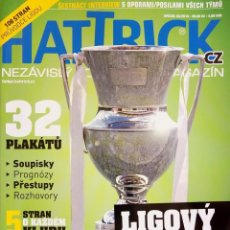 Coleccionismo deportivo: HATTRICK. - LIGOVÝ SPECIAL 2018/2019 - EXTRALIGA / LEAGUEGUIDE. #. Lote 135515990