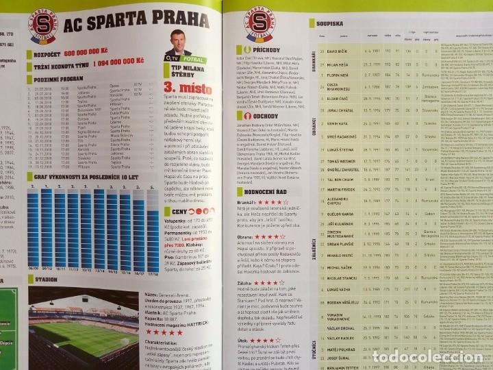 Coleccionismo deportivo: HATTRICK. - LIGOVÝ SPECIAL 2018/2019 - ExtraLiga / LeagueGuide. # - Foto 2 - 135515990