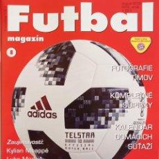 Coleccionismo deportivo: FUTBAL MAGAZIN. - FORTUNA LIGA 2018/2019 - EXTRALIGA / LEAGUEGUIDE.#. Lote 135517538