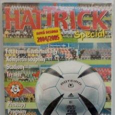 Coleccionismo deportivo: HATTRICK. - LIGOVÝ PRUVODCE 2004/2005 - EXTRALIGA / LEAGUEGUIDE. #. Lote 135522678