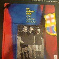 Coleccionismo deportivo: LAS MEJORES FOTOS DE LA HISTORIA DEL BARÇA. Lote 135699399