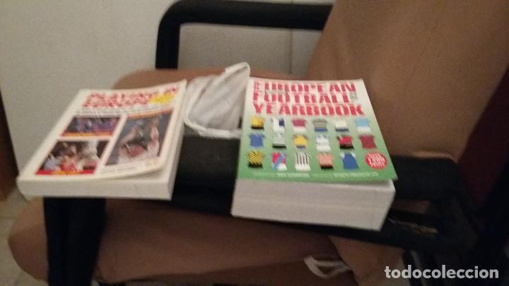 ANUARIO EUROPEO THE EUROPEAN FOOTBALL YEARBOOK (Coleccionismo Deportivo - Libros de Fútbol)