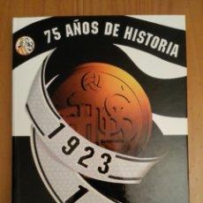 Coleccionismo deportivo: UNIÓN DEPORTIVA SALAMANCA ~ LIBRO 75 AÑOS DE HISTORIA 1923 /1998 UDS. Lote 152497340