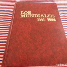 Coleccionismo deportivo: (ABJ)LIBRO FUTBOL-LOS MUNDIALES DE 1930 A 1982. Lote 136786318