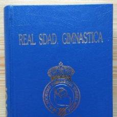 Coleccionismo deportivo: REAL SOCIEDAD GIMNASTICA TEMPORADA 1991-1992. Lote 153239874