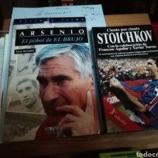 Coleccionismo deportivo: STOICHKOV. CIENTO POR CIENTO STOICHKOV. BIOGRAFÍA.. Lote 137361161