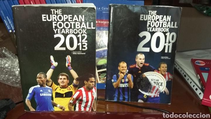 Coleccionismo deportivo: Anuario europeo football yearbook 15 16 - Foto 2 - 137625672