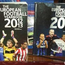 Coleccionismo deportivo: ANUARIO THE EUROPEAN FOOTBALL YEARBOOK 12 13. Lote 137625905