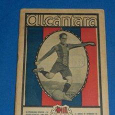 Coleccionismo deportivo: LIBRO - PAULINO ALCANTARA , FC BARCELONA 1921 , ILUSTRADO , 30 PAG , BUEN ESTADO. Lote 138045410