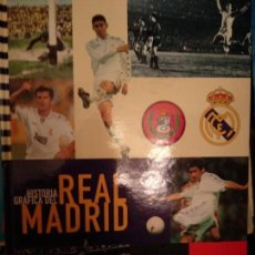 Coleccionismo deportivo: HISTORIA GRÁFICA DEL REAL MADRID, DIARIO AS. Lote 138686042