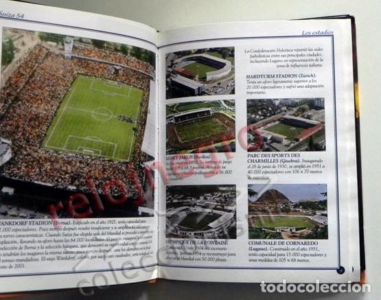 Coleccionismo deportivo: LIBRO DVD SUIZA 1954 FIFA WORLD CUP (ESPAÑOL) ROMARIO MUELLER MUNDIAL DE FÚTBOL MEJ PENALTIS DEPORTE - Foto 5 - 138796142